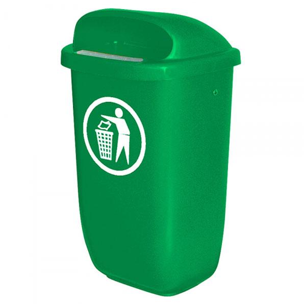 سطل-زباله-دیواری