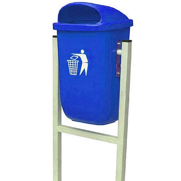 سطل زباله 50 لیتری پاندولی