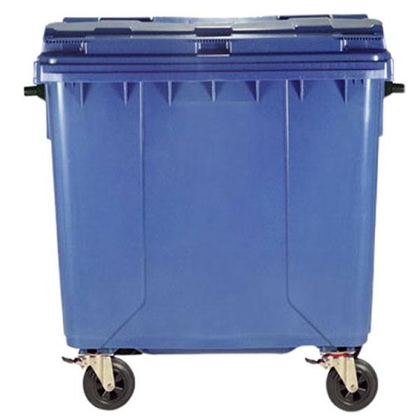 سطل زباله 770 لیتری پلی اتیلن