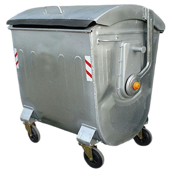 تولید کننده سطل زباله شهری فلزی