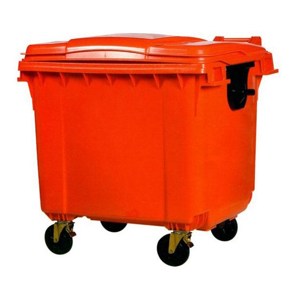 سطل زباله شوتینگ 660 لیتری
