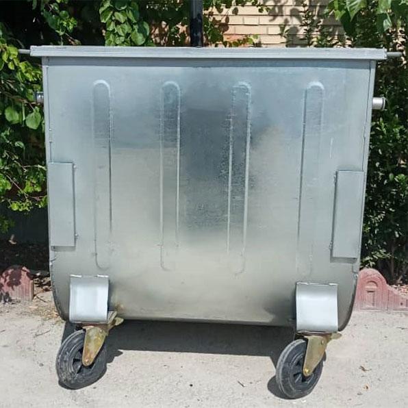 سطل-زباله-فلزی-660-لیتری