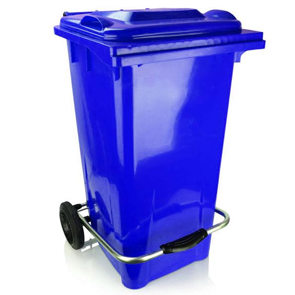 سطل زباله صنعتی پدال دار