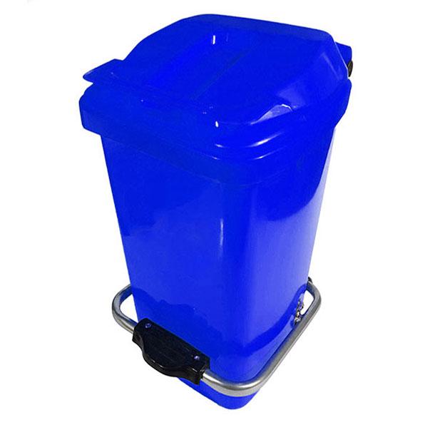سطل زباله پلاستیکی 20 لیتری پدالدار