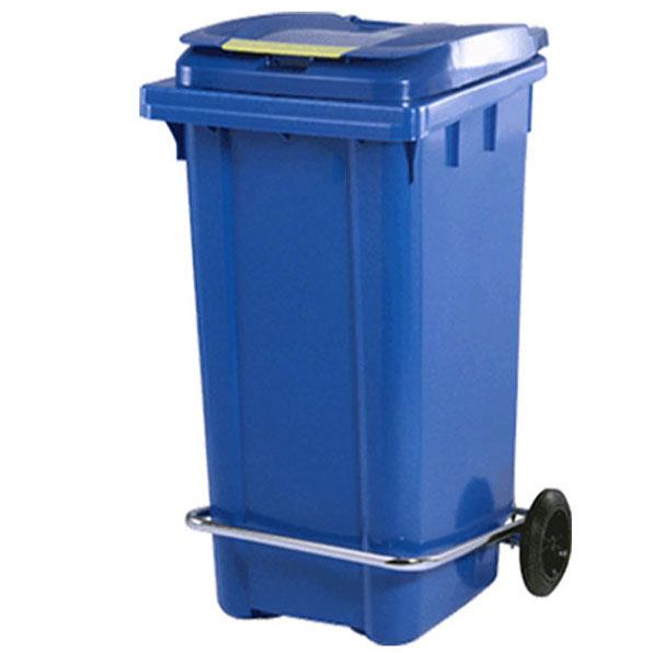 سطل زباله پدالدار 240 لیتری