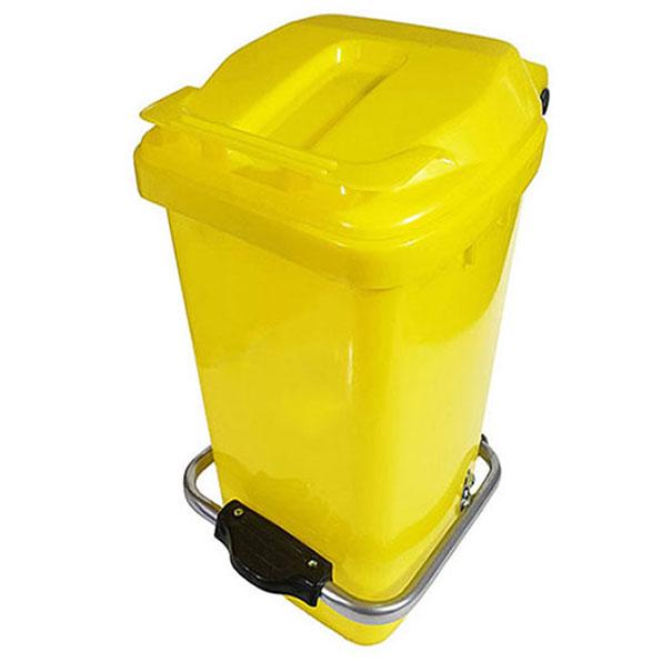 سطل زباله پدالدار 40 لیتری
